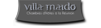 Réservation Villa Maido